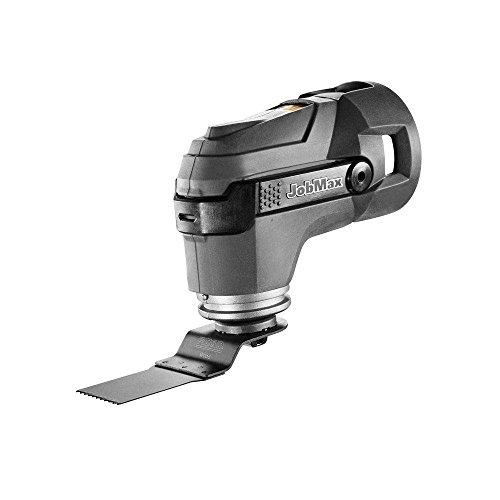 RIDGID JobMax 18-Volt Tool-Free Multi-Tool Head (Tool Only)-R8223406B (Renewed)