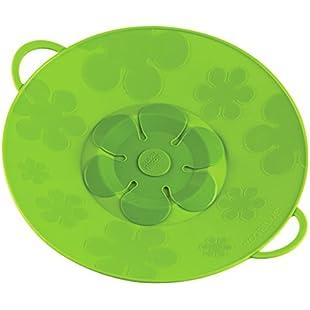 Kuhn Rikon Kochblume Spill Stopper, Green
