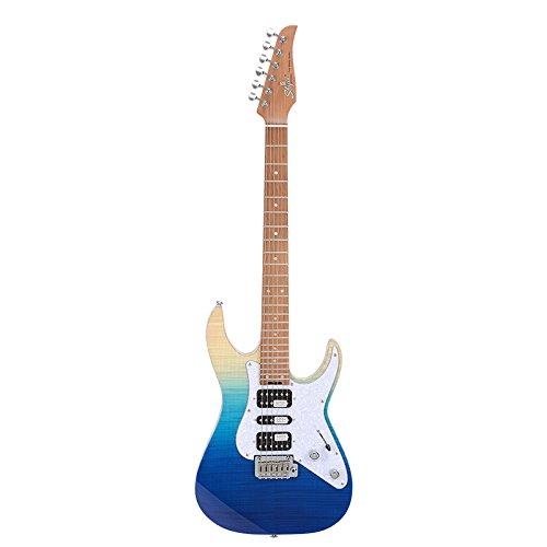 Cheap Shijie ToneMaster TM4 Custom Handmade Electric guitar guitarra Black Friday & Cyber Monday 2019