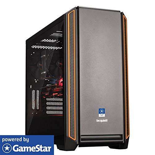 ONE GameStar PC Ultra Plus Gaming-PC AMD Ryzen 7 3800X 8 x 4.50 GHz ASUS GeForce RTX 2070 SUPER 16 GB DDR4 500 GB SSD + 2 TB HDD Windows 10 Home 3 Jahre Garantie