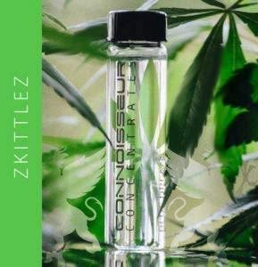 Zkittlez Terpenes Glasfläschchen 1 ml