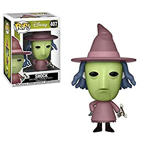 Figura Pop Disney Nightmare Before Christmas Shock 5