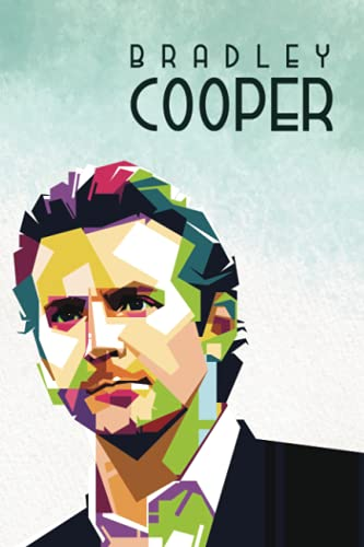 Bradley Cooper Notebook: 120 Pages of Ruled Lined & Blank Paper