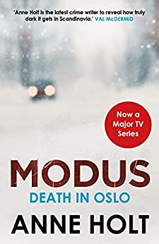 Death in Oslo (MODUS Book 3) by [Anne Holt]