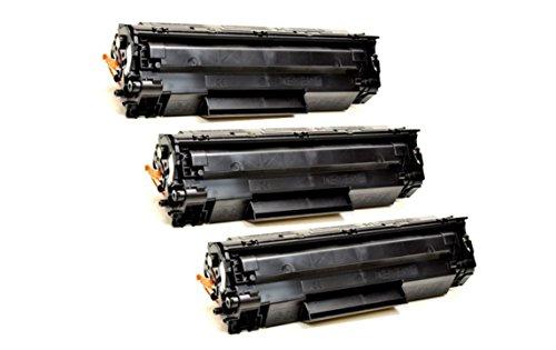 【ノーブランド品】キヤノン 3本セット Canon(キャノン)対応・互換トナーカートリッジ CRG 326 トナー crg326 LBP6200 lbp6200
