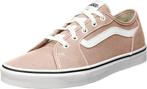 Vans Damen Filmore Decon Sneaker, Pink ((Canvas) Spanish Villa/True White Vvh) 39 EU