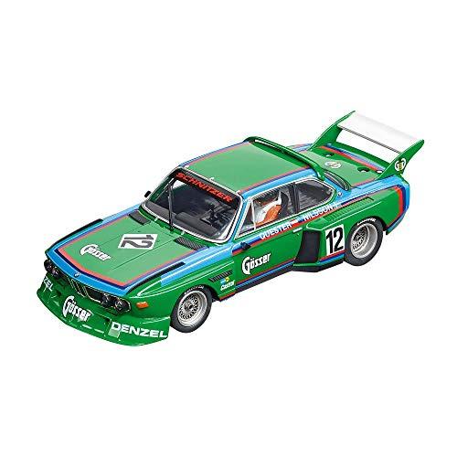 Carrera 20030897 BMW 3.5 CSL No.12, 1976, Mehrfarbig