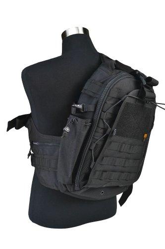 Jtech Gear City Ranger Outdoor Pack, schwarz