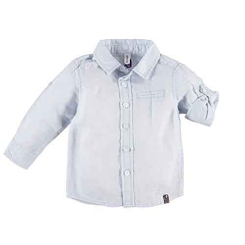 Babyface Babyface Boys Hemd 8107503, Fb. Light Blue (Gr. 80)