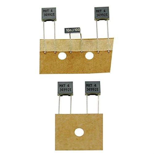 1/µF 630V DC ; 27,5mm ; R60PR4100ZA30K ; 1uF 5x MKT-Condensateur rad