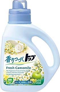 【ライオン】【トツプ】香りつづくトップ Fresh Camomile 本体 900g【900G】×8点セット (4903301215738)