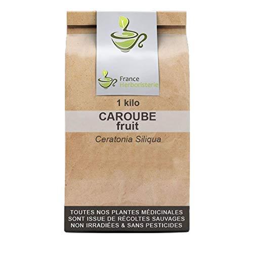 France Herboristerie Tisane Caroube Fruit