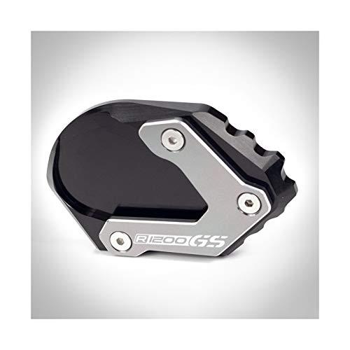 Ampliador de caballete lateral motocicle tas Para B&MW R1200GS LC 2017-2021 R 1200 GS LC Adventure 2014 Sport motocicleta pata de cabra soporte lateral agrandar almohadilla de extensión Expansor de so