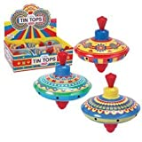 Mini Spinning Top - assorted designs by Dam