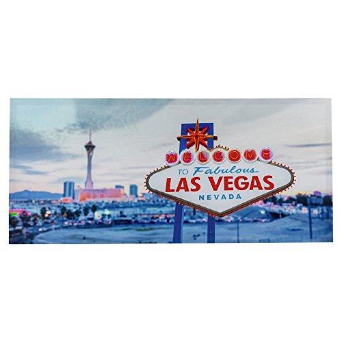 Heitronic LED image Las Vegas 100 x 45 cm