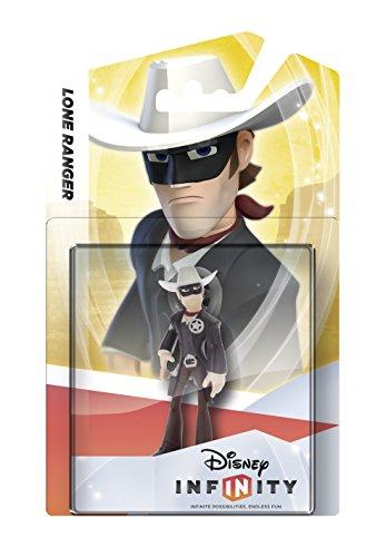 Disney Infinity 1.0 Lone Ranger Figure (Xbox One/PS4/PS3/Nintendo Wii U/Xbox 360) [Importación Inglesa]
