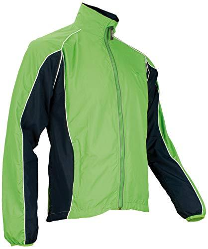 Avento Running/Giacca da Corsa Giacca, Unisex, 74PH-LIM-S, Verde, S