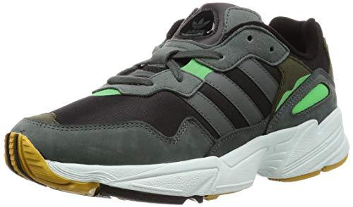 adidas Yung-96, Zapatillas de Gimnasia Hombre, Negro (Core...