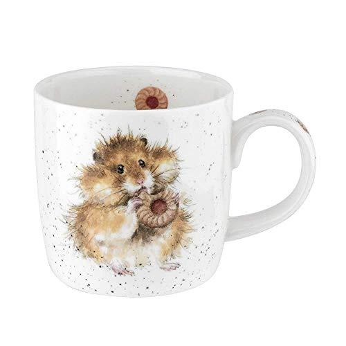 Wrendale Diet Starts Tomorrow Hamster Tasse
