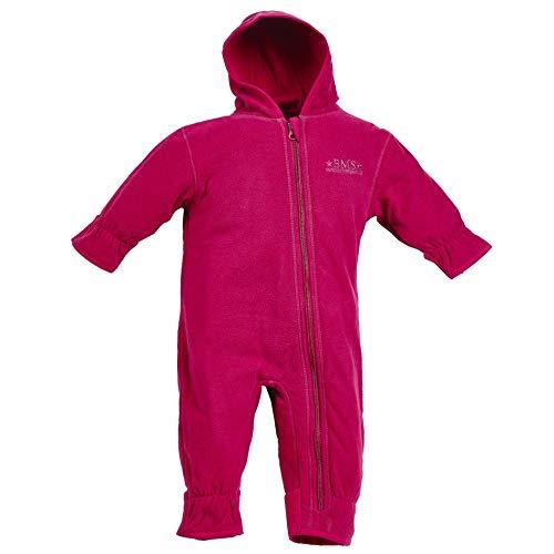 BMS Antarctic Fleece Baby Overall lime 92