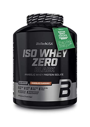 BioTechUSA Iso Whey Zero Black, Chocolate, 2.59 kg