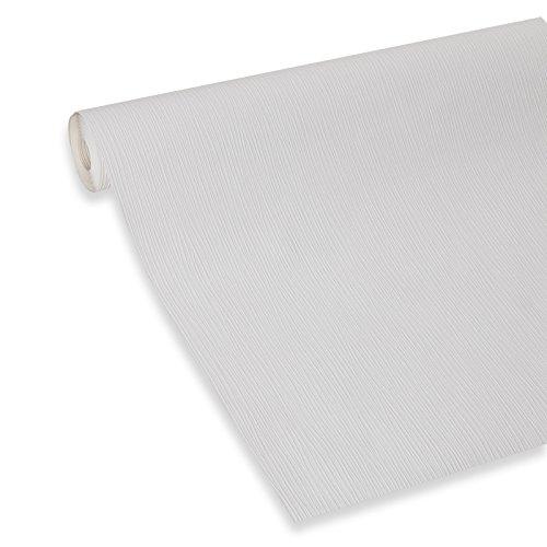 A.S. Création Profi 9065-19 906519 Papier-Prägetapete Struktur weiß