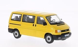 VW T4 Bus, gelb, Modellauto, Fertigmodell, Premium ClassiXXs 1:43