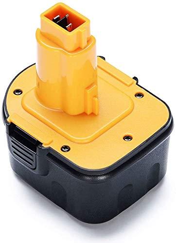 VANON DE9071 - Batería de repuesto para Dewalt DE9501 DE9074 DE9075 DC9071 DE9037 DE9072 DE9091 DW9071 DW9072 DW927 DC756 (Ni-Mh)