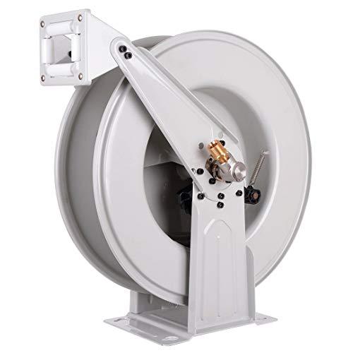 Profi Automatisch Schlauchtrommel 15mtr Hochdruck Hochdruckreiniger Aufroller