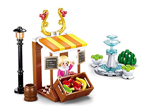 Sluban M38-B0870 Ragazze Dream-Fruit Store