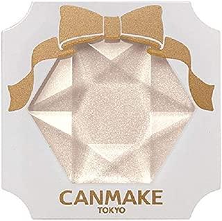 Canmake クリームハイライター 03ルミナススノウ 2G