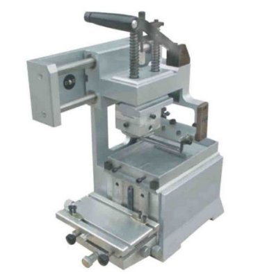 gr-tech Instrument® Manuel Inkwell Pad Imprimante Machine d'Impression
