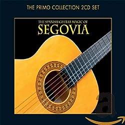 The Spanish Guitar Magic Of Segovia