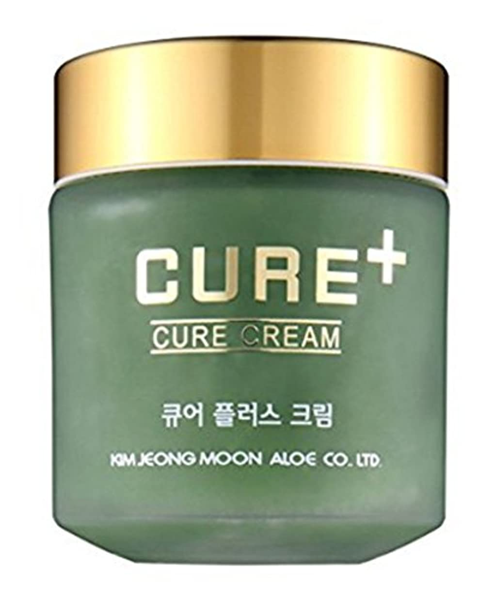 パッド物理的な必要としている[ギムジョンムン] Kim Jung Moon アロエとセンス炉キュアプラスクリーム Moisturizing and Protection Effect of Aloe CURE CREAM 80g 海外直送品 ( Kim Jung Moon Aloe Lecense Loewe Cure Plus Cream Moisturizing and Protection Effect of Aloe CURE CREAM 2.8oz(80g)) [並行輸入品]