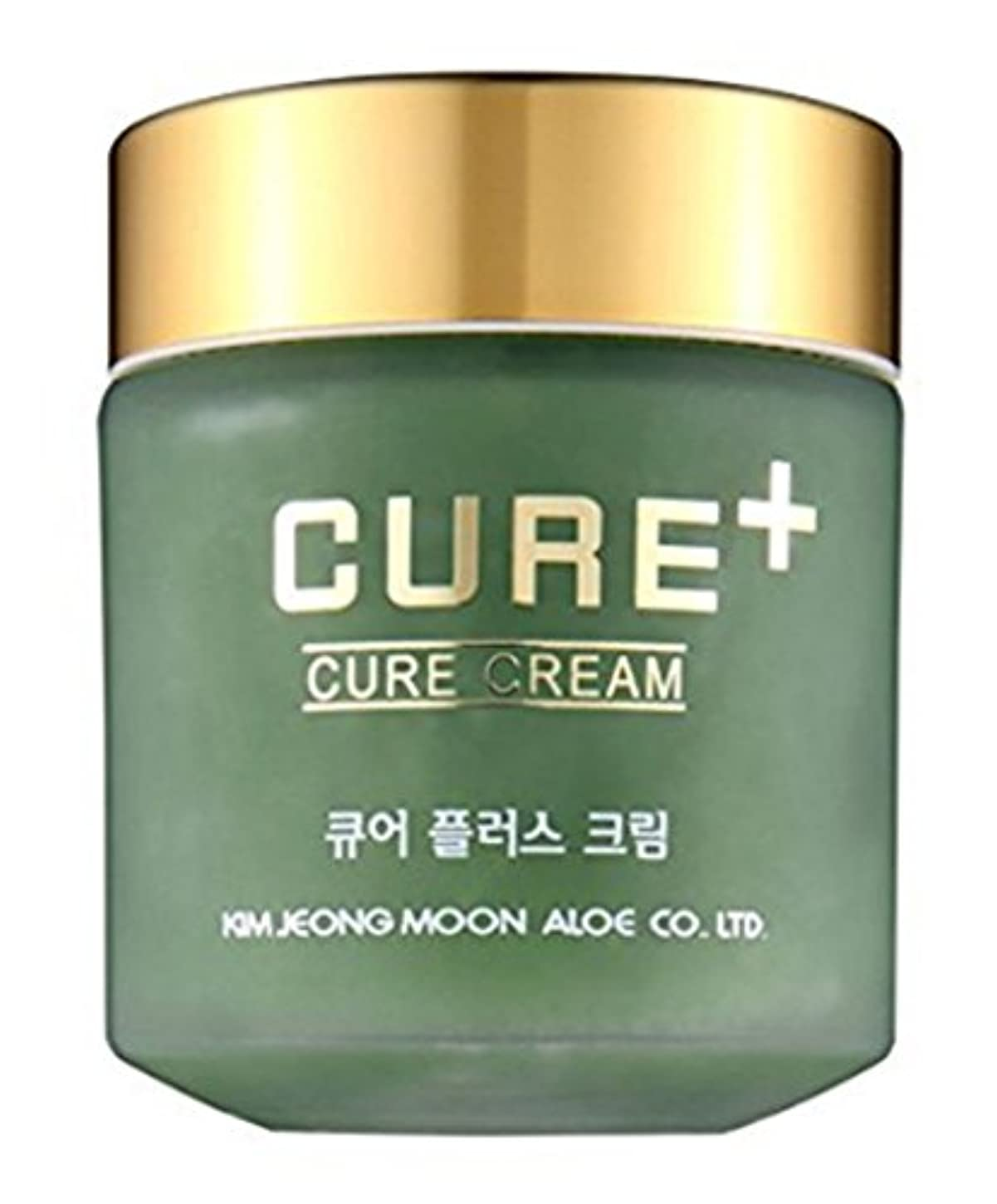 アウトドア距離男[ギムジョンムン] Kim Jung Moon アロエとセンス炉キュアプラスクリーム Moisturizing and Protection Effect of Aloe CURE CREAM 80g 海外直送品 ( Kim Jung Moon Aloe Lecense Loewe Cure Plus Cream Moisturizing and Protection Effect of Aloe CURE CREAM 2.8oz(80g)) [並行輸入品]