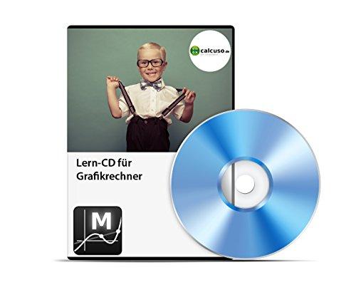 Leer-CD voor grafische rekenmachines.