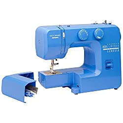 Janome Blue Couture Easy-to-Use Sewing Machine