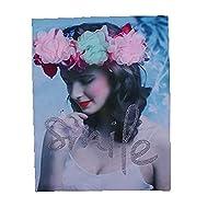 jnai 美容アバタークロス階層ハンドメイドハンドル服アクセサリー装飾的なパッチ大布3 * 25cm (Color : 30)