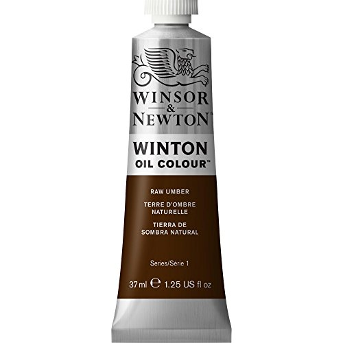 Winsor Newton & Winton Oil Colour Tube 37 ml N/A Terra d'ombra