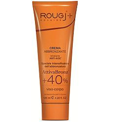 Rougj Group Crema Attiva Abbronzante - 125 ml