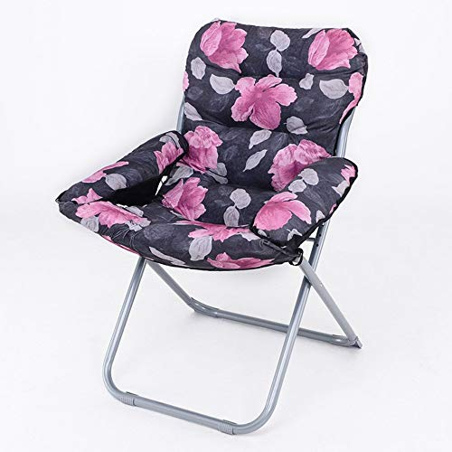 ZEFENG FENGZE Home Leisure Chair - Sun Lounger Klappstuhl Gartenstuhl Office Siesta Stuhl Computerstuhl Balkon Stühle Liegestuhl Faules Sofa Einstellbare Höhe (Color : 1)