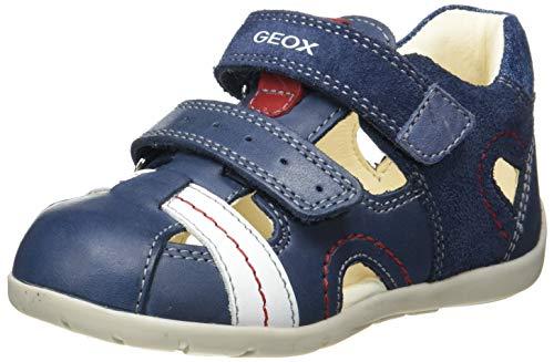 Geox Baby Jungen B KAYTAN A , Blau (Navy C4002), 24 EU