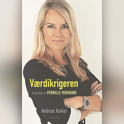 Værdikrigeren audiobook cover art