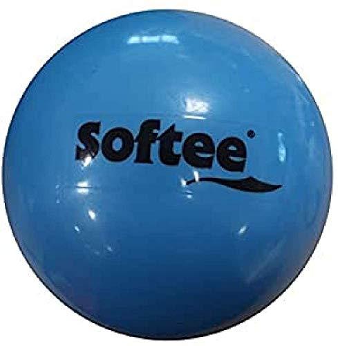 Softee Equipment 0010516 Pelota de Gimnasia, Azul, S