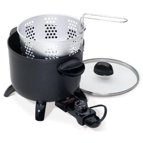 Presto 06006 Kitchen Kettle Multi-Cooker/Steamer [並行輸入品]