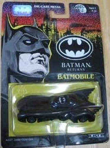 Ahorre hasta un 70% de descuento. Batmobile from Batman Returns Die-Cast ERTL Action Figure by by by ERTL  Entrega rápida y envío gratis en todos los pedidos.