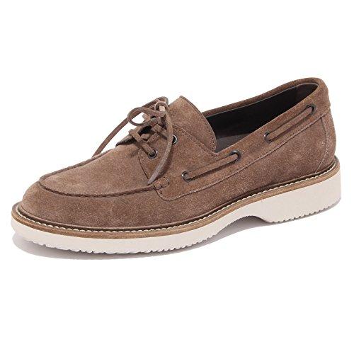 92046 mocassino HOGAN H 217 RPUTE MOD BARCA scarpa uomo loafer shoes men