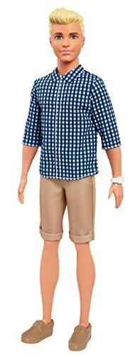 Barbie Ken Fashionistas Preppy Check Doll -  Mattel, FNH39
