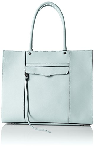 Rebecca Minkoff Large Mab Tote, Light Mint