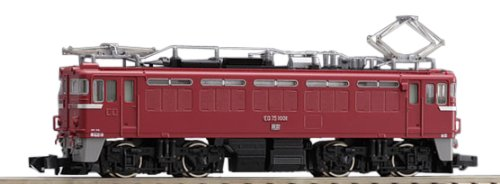 J.N.R. Electric Locomotive Type ED75-1000 (Early Version) (Model Train)